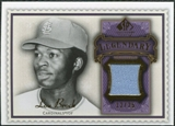 2009 Upper Deck SP Legendary Cuts Legendary Memorabilia Violet #LB2 Lou Brock /25