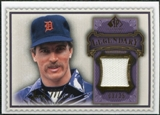 2009 Upper Deck SP Legendary Cuts Legendary Memorabilia Violet #MO Jack Morris /25