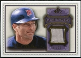 2009 Upper Deck SP Legendary Cuts Legendary Memorabilia Violet #PM Paul Molitor /25