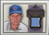 2009 Upper Deck SP Legendary Cuts Legendary Memorabilia Violet #SA2 Ron Santo /25