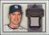 2009 Upper Deck SP Legendary Cuts Legendary Memorabilia Violet #TM Tino Martinez /25
