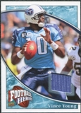 2009 Upper Deck Heroes Jerseys Retail Blue #RJVY Vince Young