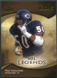 2009 Upper Deck Icons #189 Mike Singletary /599