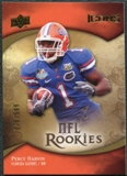 2009 Upper Deck Icons #114 Percy Harvin /599