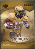 2009 Upper Deck Icons #147 D.J. Moore /599