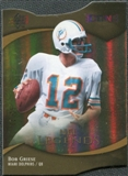 2009 Upper Deck Icons Gold Holofoil Die Cut #171 Bob Griese /25