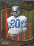 2009 Upper Deck Icons Gold Holofoil Die Cut #188 Lem Barney /25