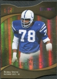 2009 Upper Deck Icons Gold Holofoil Die Cut #196 Bubba Smith /25