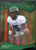 2009 Upper Deck Icons Gold Holofoil Die Cut #140 Patrick Chung /50