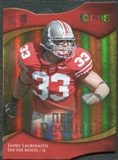 2009 Upper Deck Icons Gold Holofoil Die Cut #154 James Laurinaitis /50