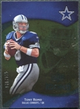2009 Upper Deck Icons Gold Foil #1 Tony Romo /125