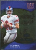 2009 Upper Deck Icons Gold Foil #6 Eli Manning /125