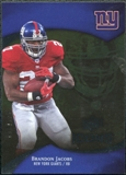 2009 Upper Deck Icons Gold Foil #7 Brandon Jacobs /125