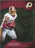 2009 Upper Deck Icons Gold Foil #14 Clinton Portis /125
