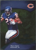 2009 Upper Deck Icons Gold Foil #25 Matt Forte /125