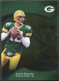 2009 Upper Deck Icons Gold Foil #29 Aaron Rodgers /125