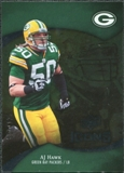 2009 Upper Deck Icons Gold Foil #32 A.J. Hawk /125