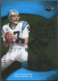 2009 Upper Deck Icons Gold Foil #37 Jake Delhomme /125