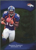 2009 Upper Deck Icons Gold Foil #60 Brandon Marshall /125