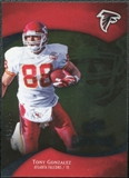 2009 Upper Deck Icons Gold Foil #65 Tony Gonzalez /125