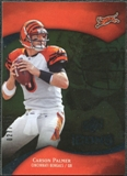 2009 Upper Deck Icons Gold Foil #75 Carson Palmer /125