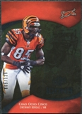 2009 Upper Deck Icons Gold Foil #76 Chad Ocho Cinco Johnson /125
