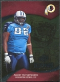 2009 Upper Deck Icons Gold Foil #99 Albert Haynesworth /125