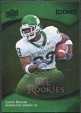 2009 Upper Deck Icons Gold Foil #106 Javon Ringer /99