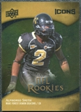 2009 Upper Deck Icons Gold Foil #119 Alphonso Smith /99