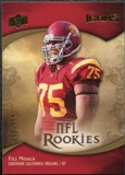 2009 Upper Deck Icons Gold Foil #124 Fili Moala /99