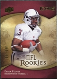 2009 Upper Deck Icons Gold Foil #127 Derek Pegues /99