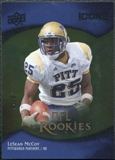 2009 Upper Deck Icons Gold Foil #148 LeSean McCoy /99