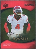 2009 Upper Deck Icons Gold Foil #149 Sean Smith /99