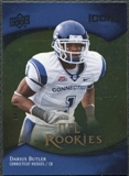 2009 Upper Deck Icons Gold Foil #170 Darius Butler /99