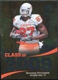 2009 Upper Deck Icons Class of 2009 Silver #BP Brandon Pettigrew /450