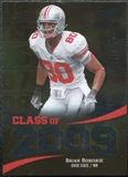 2009 Upper Deck Icons Class of 2009 Silver #BR Brian Robiskie /450