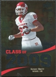 2009 Upper Deck Icons Class of 2009 Silver #KB Kenny Britt /450