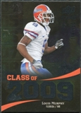 2009 Upper Deck Icons Class of 2009 Silver #MU Louis Murphy /450