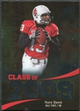 2009 Upper Deck Icons Class of 2009 Silver #ND Nate Davis /450