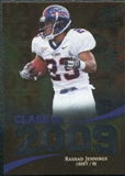 2009 Upper Deck Icons Class of 2009 Silver #RJ Rashad Jennings /450