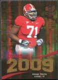 2009 Upper Deck Icons Class of 2009 Gold #AS Andre Smith /130
