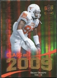 2009 Upper Deck Icons Class of 2009 Gold #BO Brian Orakpo /130
