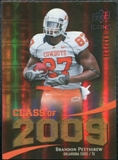 2009 Upper Deck Icons Class of 2009 Gold #BP Brandon Pettigrew /130