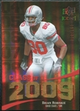 2009 Upper Deck Icons Class of 2009 Gold #BR Brian Robiskie /130