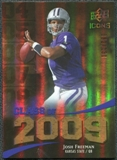2009 Upper Deck Icons Class of 2009 Gold #JF Josh Freeman /130