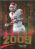 2009 Upper Deck Icons Class of 2009 Gold #KB Kenny Britt /130