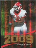 2009 Upper Deck Icons Class of 2009 Gold #KM Knowshon Moreno /130