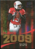2009 Upper Deck Icons Class of 2009 Gold #ND Nate Davis /130