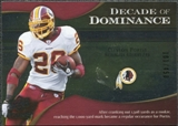 2009 Upper Deck Icons Decade of Dominance Silver #DDCP Clinton Portis /450