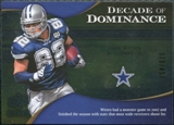 2009 Upper Deck Icons Decade of Dominance Silver #DDJW Jason Witten /450